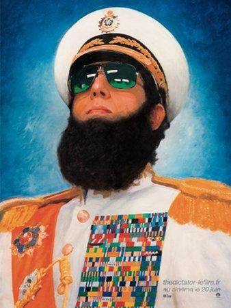 The Dictator Bande Annonce