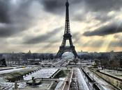 Esplanade Trocadéro, Tour Eiffel