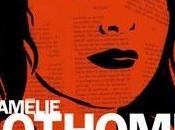 Critique livre Tuer père, d'Amélie Nothomb