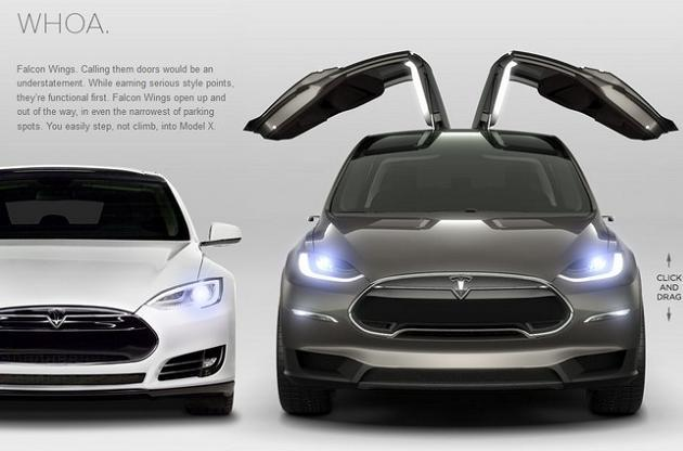 tesla model x une 7 places lectrique avec 400km d autonomie lire. Black Bedroom Furniture Sets. Home Design Ideas