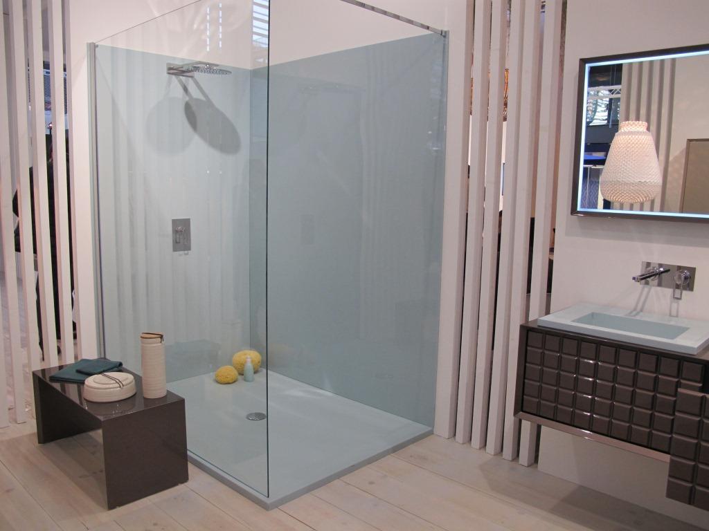 salle de bains les tendances du salon id obain 2012 paperblog. Black Bedroom Furniture Sets. Home Design Ideas