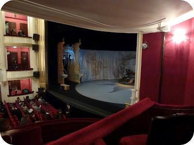 Le bourgeois gentilhomme th tre de la porte st martin paperblog - Theatre porte saint martin ...