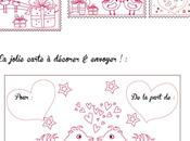 Carte Saint Valentin Natacha Birds