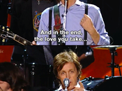 L'excellente prestation Paul McCartney Grammy...