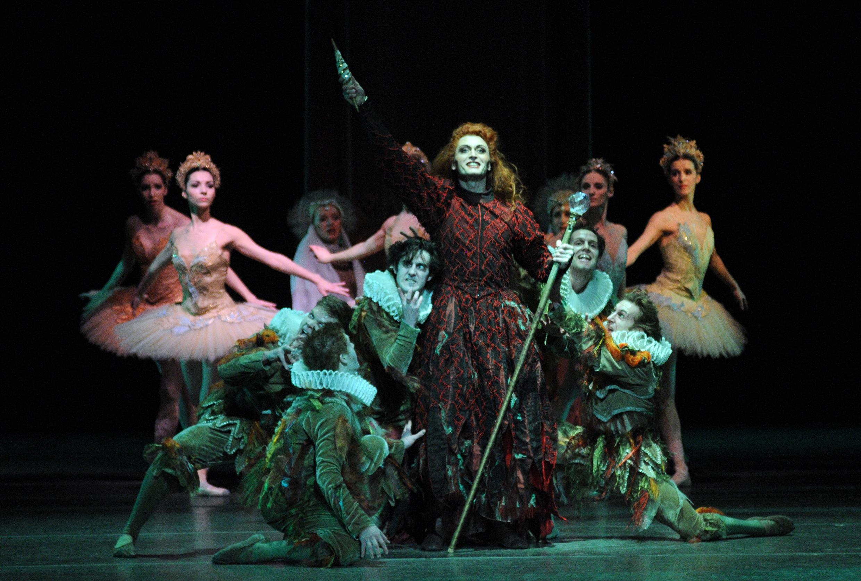 Le Ballet national reprend La Belle au bois dormant u00c0 Découvrir # Ballet Belle Au Bois Dormant