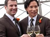Mariages gays l'Empire State Building