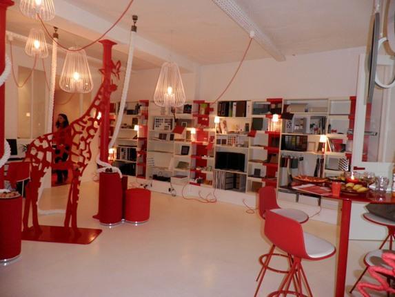 opus rouge nouvelle cole de d coration voit le jour voir. Black Bedroom Furniture Sets. Home Design Ideas