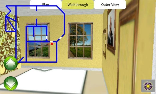 Une application android pour la mod lisation de maison en for Modelisation maison 3d