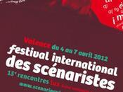 15ème Festival International Scénaristes, création l'Espace Bleus pour scénaristes débutants