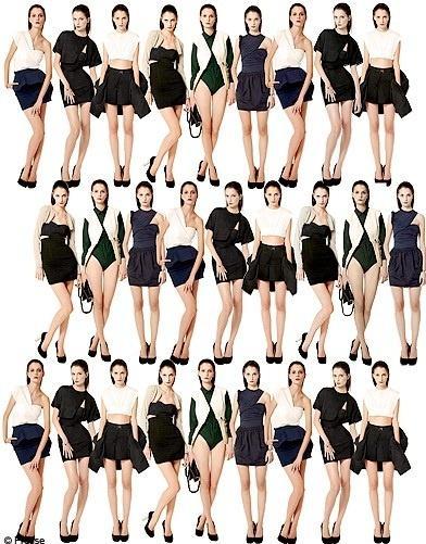 fashion week paris le calendrier des d fil s pr t porter automne hiver 2012 voir. Black Bedroom Furniture Sets. Home Design Ideas