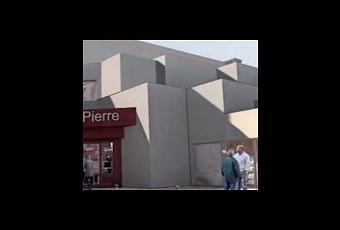 Un lifting pour le march saint pierre de clermont ferrand - Bassin pierre reconstituee clermont ferrand ...