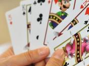 Nintendo Playing Cards, cartes couleurs Mario Zelda