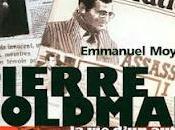 Album Pierre Goldman, d'un autre d'Emmanuel Moynot