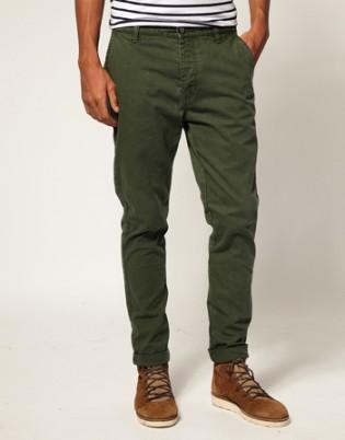 Pantalon chino skinny :: Skinny chino pants 6