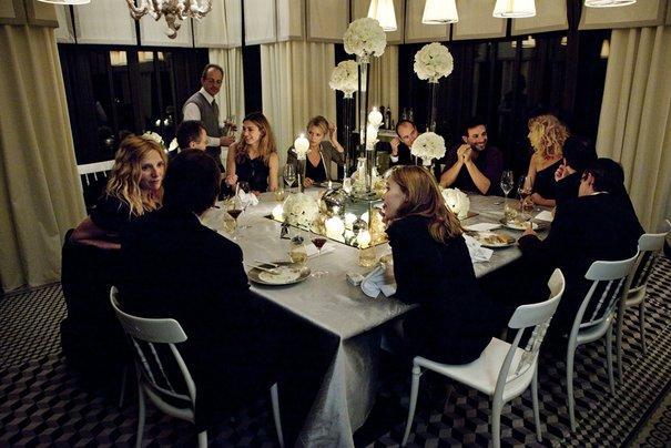 Petit diner entre presque amis part 2 paperblog for Diner simple entre amis