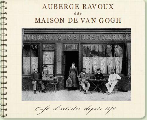 Réouverture de l'auberge Ravoux à Auvers-sur-Oise