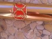 rouge volupté d'Yves-Saint-Laurent nouveau chouchou