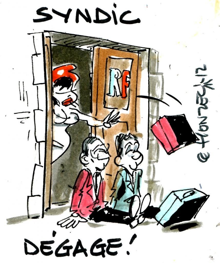 La france comme syndicat de copropri taires lire - Syndic de l immeuble ...