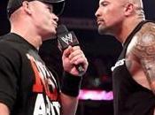 Nouvelle confrontation entre Rock John Cena