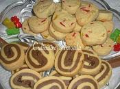 Biscuits fruits confits