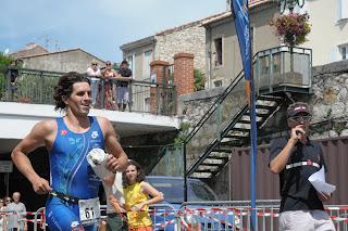 Découverte : retour sur mon premier Triathlon