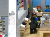 Donnez votre voix, pour création d'un Lego Apple Store...