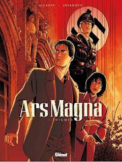 Album BD : Ars Magna de Didier Alcante et Milan Jovanovic