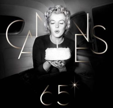 ZOOM sur l'affiche du 65ème Festival de Cannes     ...