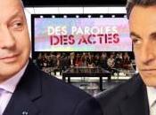 Nicolas Sarkozy face Laurent Fabius dans Paroles, Actes #DPDA Mardi Mars 2012