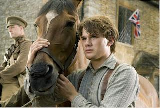 Langue de cheval - War horse, de Steven Spielberg