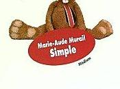 Simple, Marie-Aude Murail