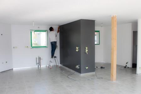 montage de notre cuisine en kit ikea tape par tape 1 2 d couvrir. Black Bedroom Furniture Sets. Home Design Ideas