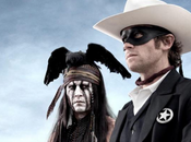 Photo Johnny Depp Armie Hammer dans Lone Ranger