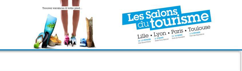 Salon du tourisme 2012 votre invitation gratuite paperblog - Salon de l agriculture invitation gratuite ...