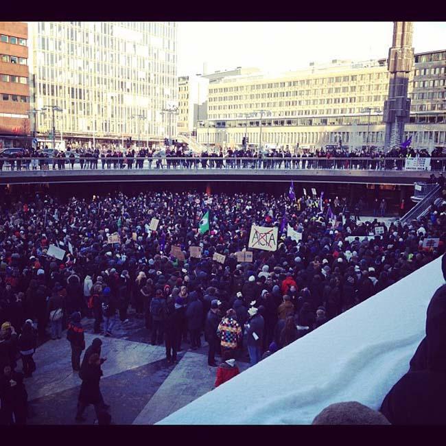 Journée d'action anti #Acta le 10 mars