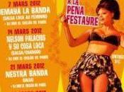 Soirée Salsa Kimbombo Mercredi Mars 2012 Concert Nelson Palacios Cosa Loca