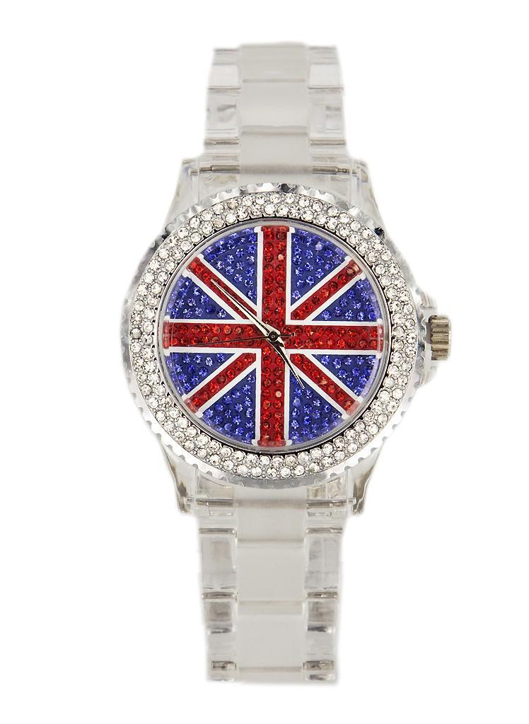 montre ice watch drapeau anglais