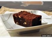 Brownies amandes sans laitages gluten