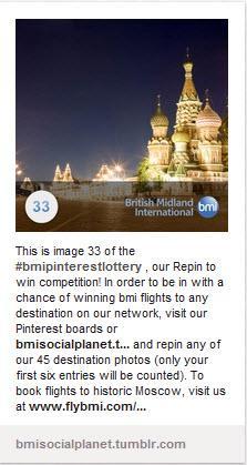 BMI concours Pinterest