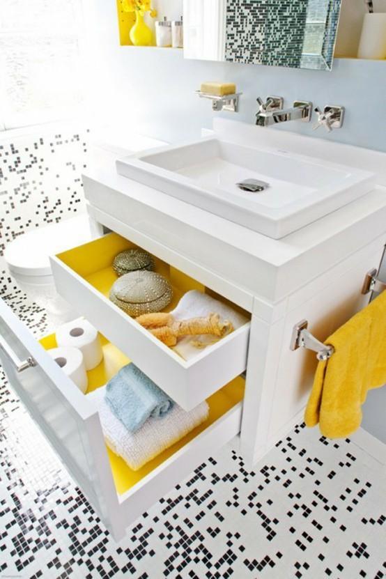 { Focus } 25 idées déco pour une jolie salle de bain