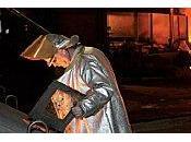 ArcelorMittal Florange reçoit invités avec lacrimogènes