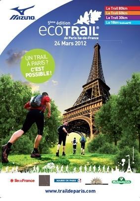 Paris, capitale du trail urbain et éco-responsable