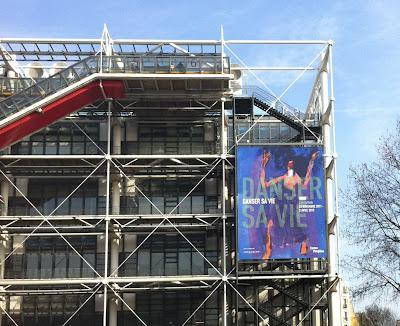 Danser sa vie, au Centre Pompidou (Paris)