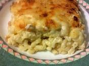Gratin macaroni