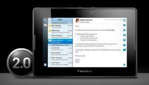 Rim et du Blackberry 10