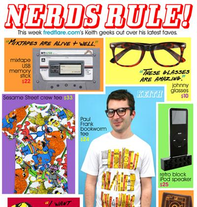 Nerds rule !