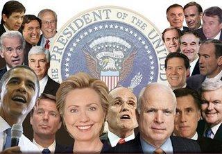 campagne presidentielle americaine en France test