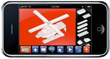 Lego iphone