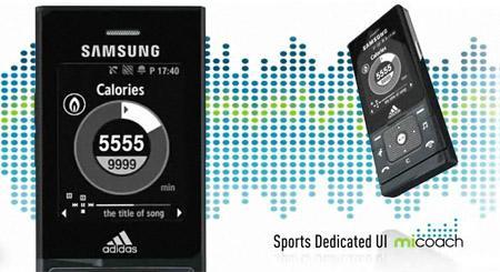"Samsung Adidas confirme la tendance du ""sport phone"""