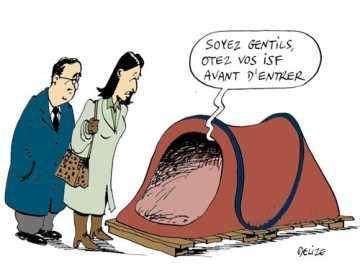 isf et paquet fiscal